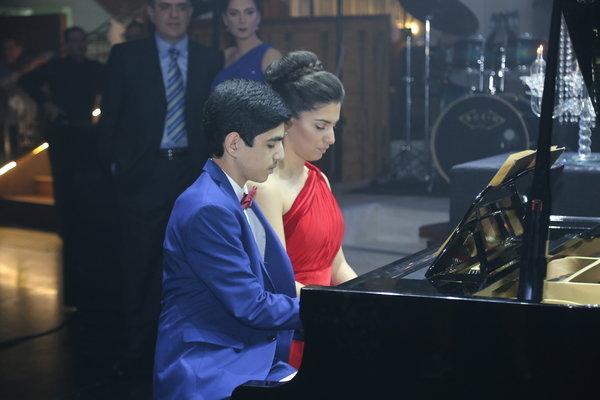 השכרת פסנתר לבר מצווה