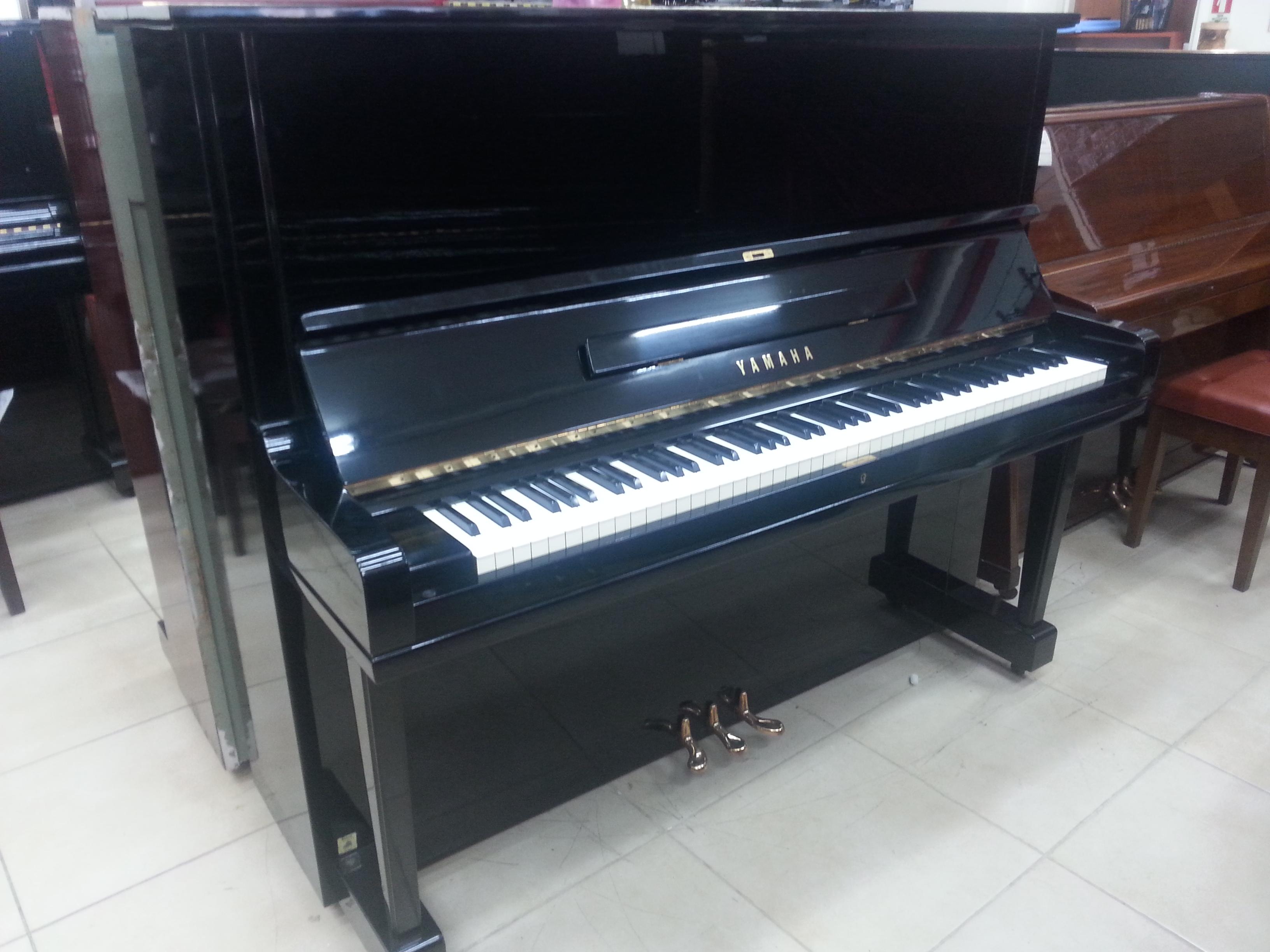 פסנתר Yamaha U3 – SILENT