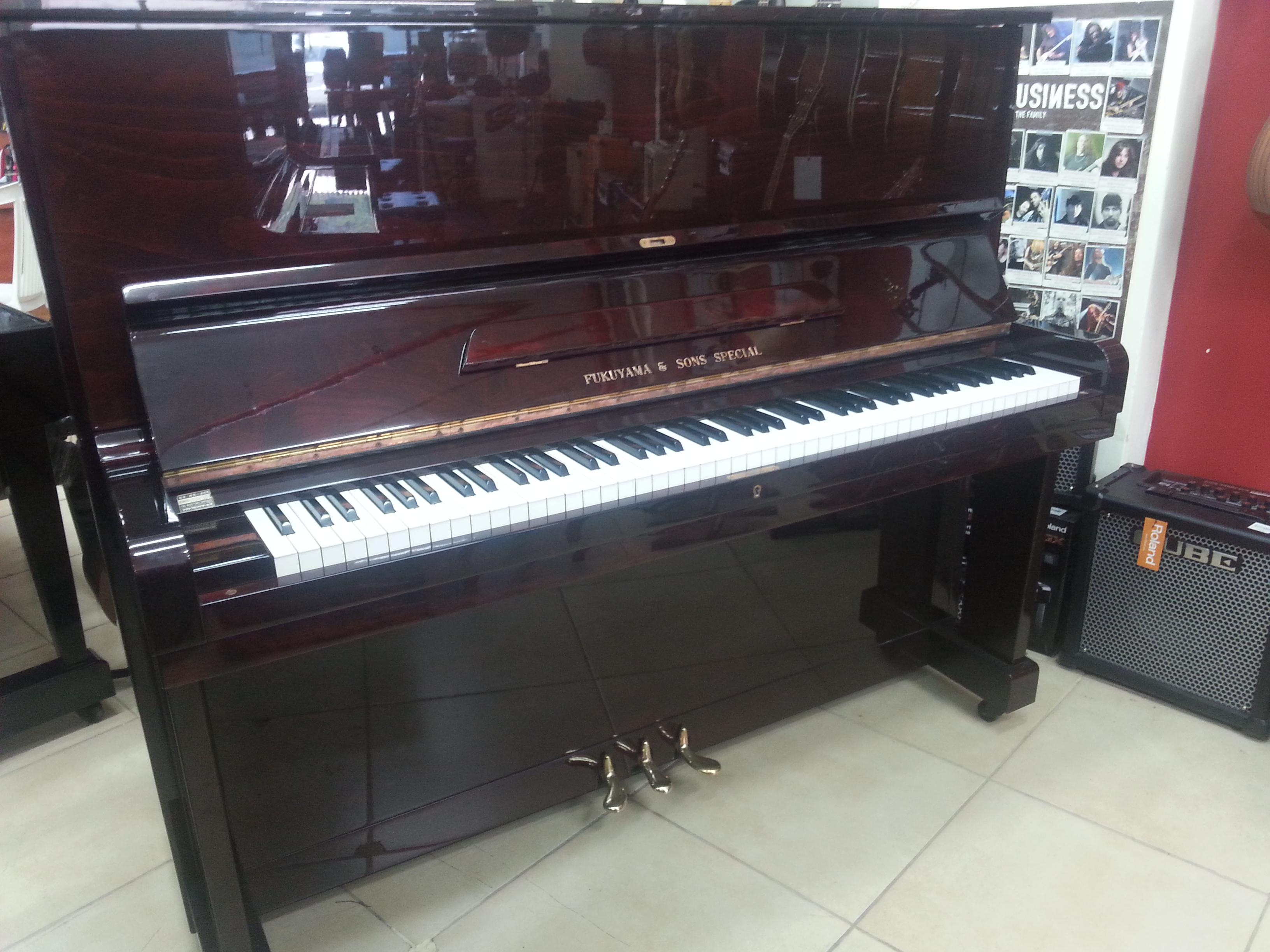 פסנתר יד שניה  Fukuyama