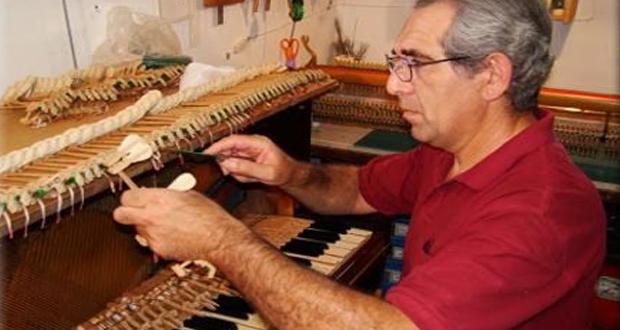 רגולציה לפסנתר