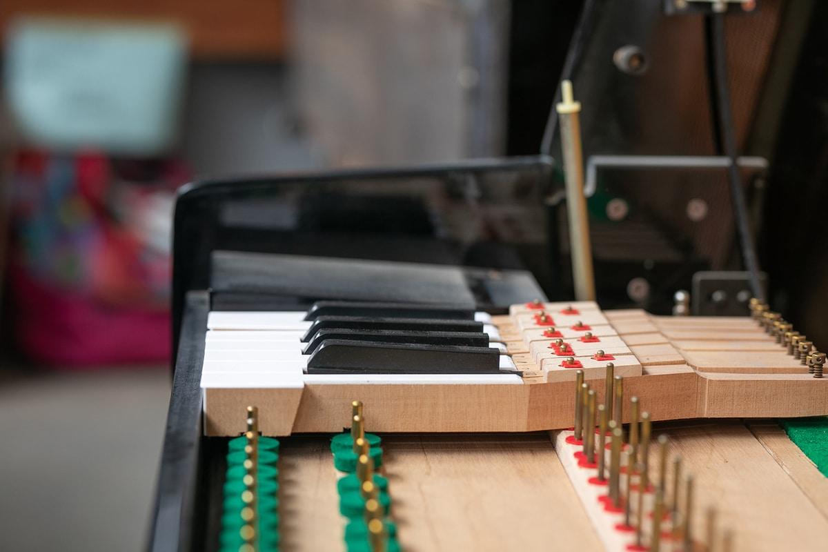 תיקון ושיפוץ פסנתרים