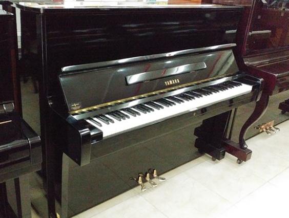 ברצינות פסנתר YAMAHA U1 כמו חדש עם 20 שנות אחריות | פסנתרי הצפון DW-49