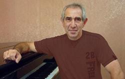 פסנתרי הצפון - פטר גרויסמן