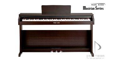 פסנתר רהיט חום pearl river f-12
