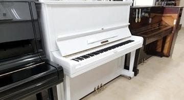 פסנתר יד שניה יפני לבן