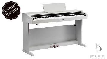 פסנתר רהיט לבן pearl river v06
