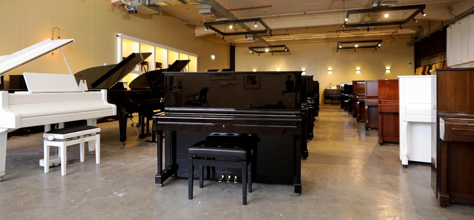 חנות פסנתרים