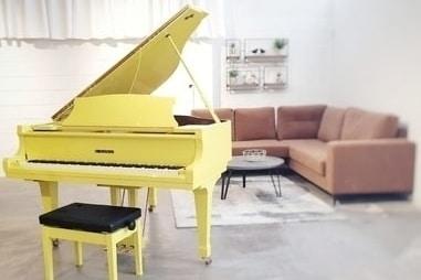 צביעת פסנתר
