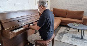 נגינה בפסנתר בגיל מבוגר
